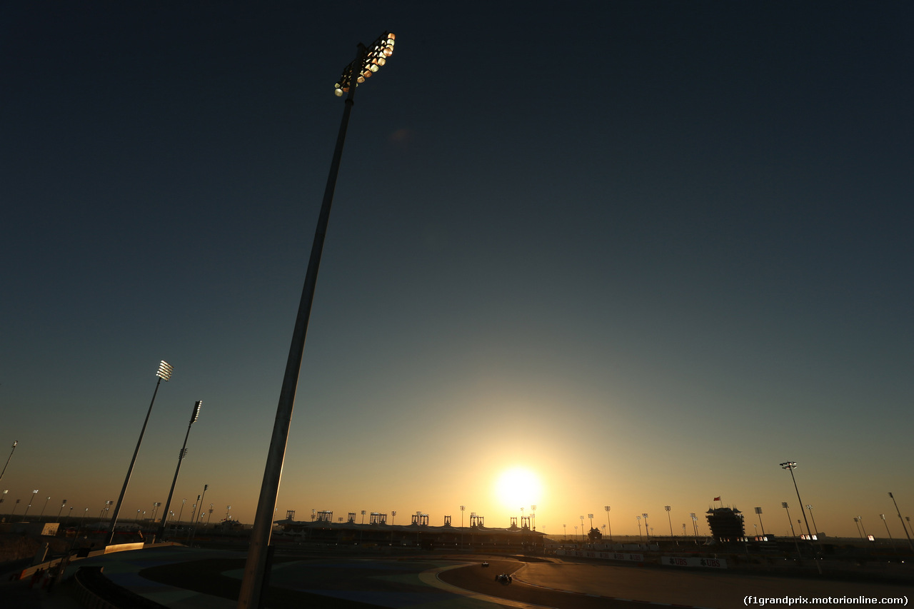 GP BAHRAIN, 06.04.2014- Gara, Valtteri Bottas (FIN) Williams F1 Team FW36