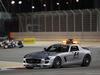 GP BAHRAIN, 06.04.2014- Gara, The Safety Car is leading Lewis Hamilton (GBR) Mercedes AMG F1 W05, Nico Rosberg (GER) Mercedes AMG F1 W05 e the rest of the group