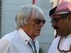 GP BAHRAIN, 06.04.2014- Gara, Bernie Ecclestone (GBR), President e CEO of Formula One Management