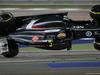 GP BAHRAIN, 06.04.2014- Gara, 21 crash, Esteban Gutierrez (MEX), Sauber F1 Team C33