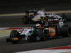 GP BAHRAIN, 06.04.2014- Gara, Sergio Perez (MEX) Sahara Force India F1 Team VJM07