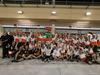 GP BAHRAIN, 06.04.2014- Force India celebrates the 3rd place of Sergio Perez (MEX) Sahara Force India F1 Team VJM07
