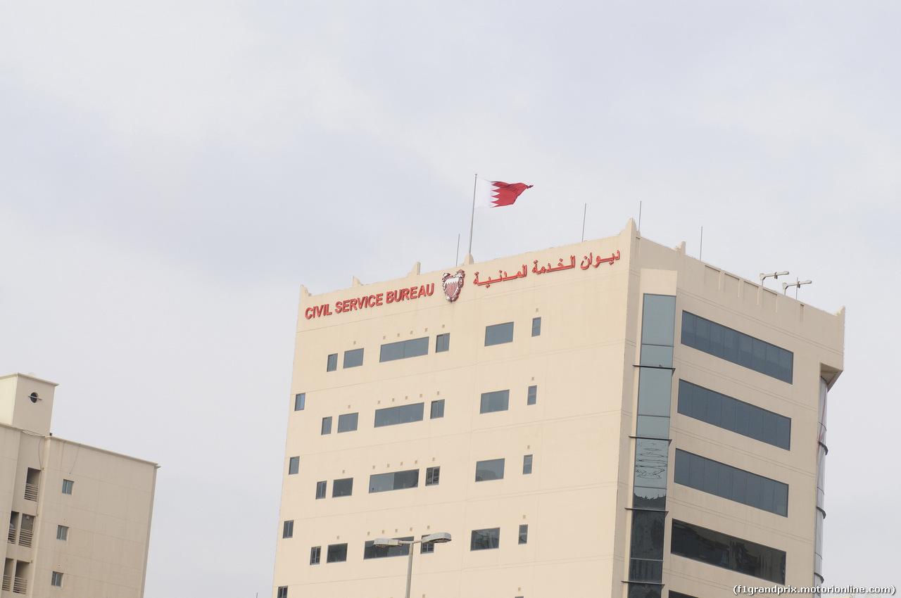 GP BAHRAIN, 03.04.2014- Atmosphere of Manama