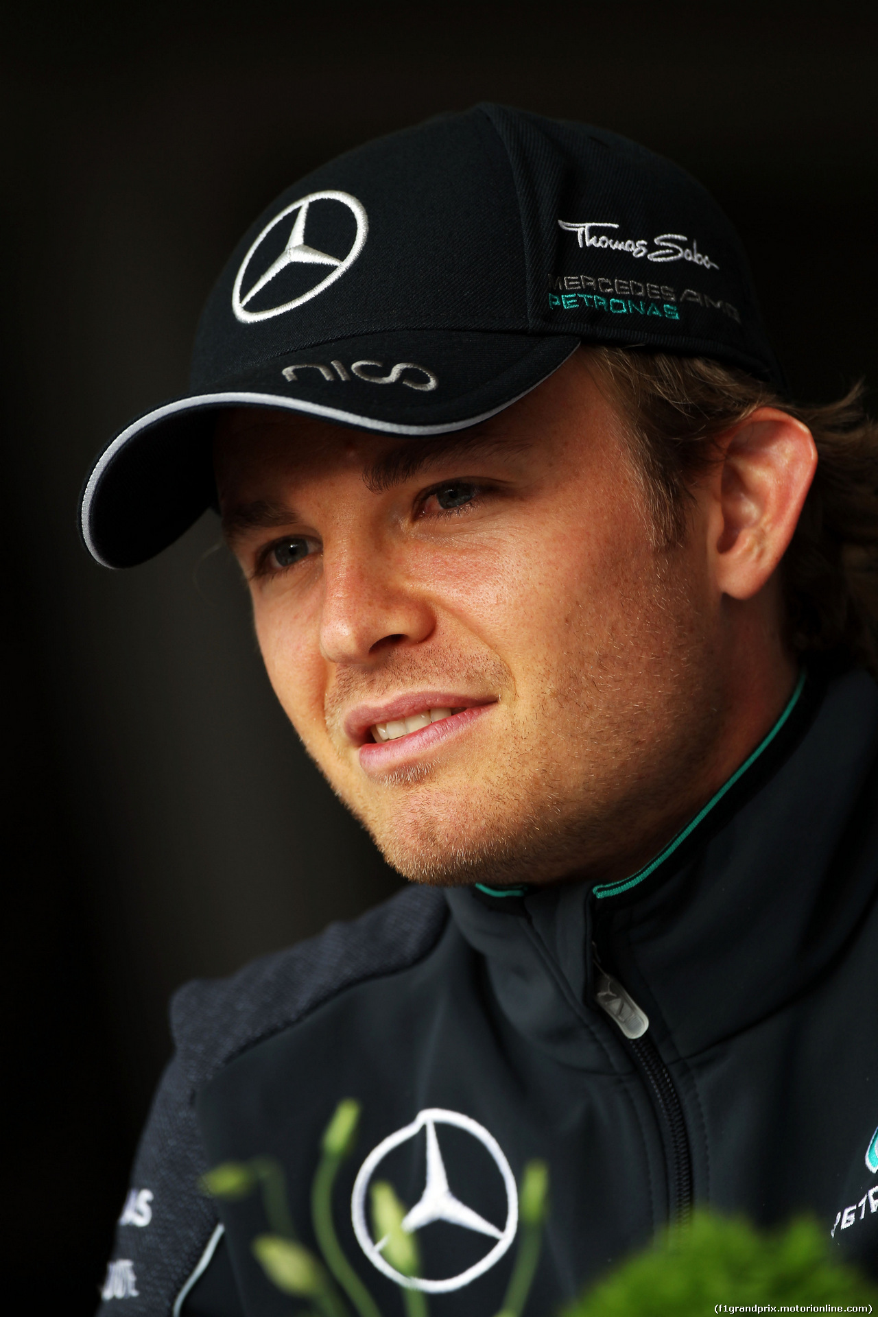 GP BAHRAIN, Nico Rosberg (GER) Mercedes AMG F1. 03.04.2014. Formula 1 World Championship, Rd 3, Bahrain Grand Prix, Sakhir, Bahrain, Preparation Day.