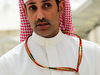 GP BAHRAIN, Sheikh Salman bin Isa Al-Khalifa (BRN) Chief Executive of Bahrain International Circuit. 03.04.2014. Formula 1 World Championship, Rd 3, Bahrain Grand Prix, Sakhir, Bahrain, Preparation Day.