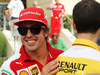 GP BAHRAIN, Fernando Alonso (ESP) Ferrari. 03.04.2014. Formula 1 World Championship, Rd 3, Bahrain Grand Prix, Sakhir, Bahrain, Preparation Day.
