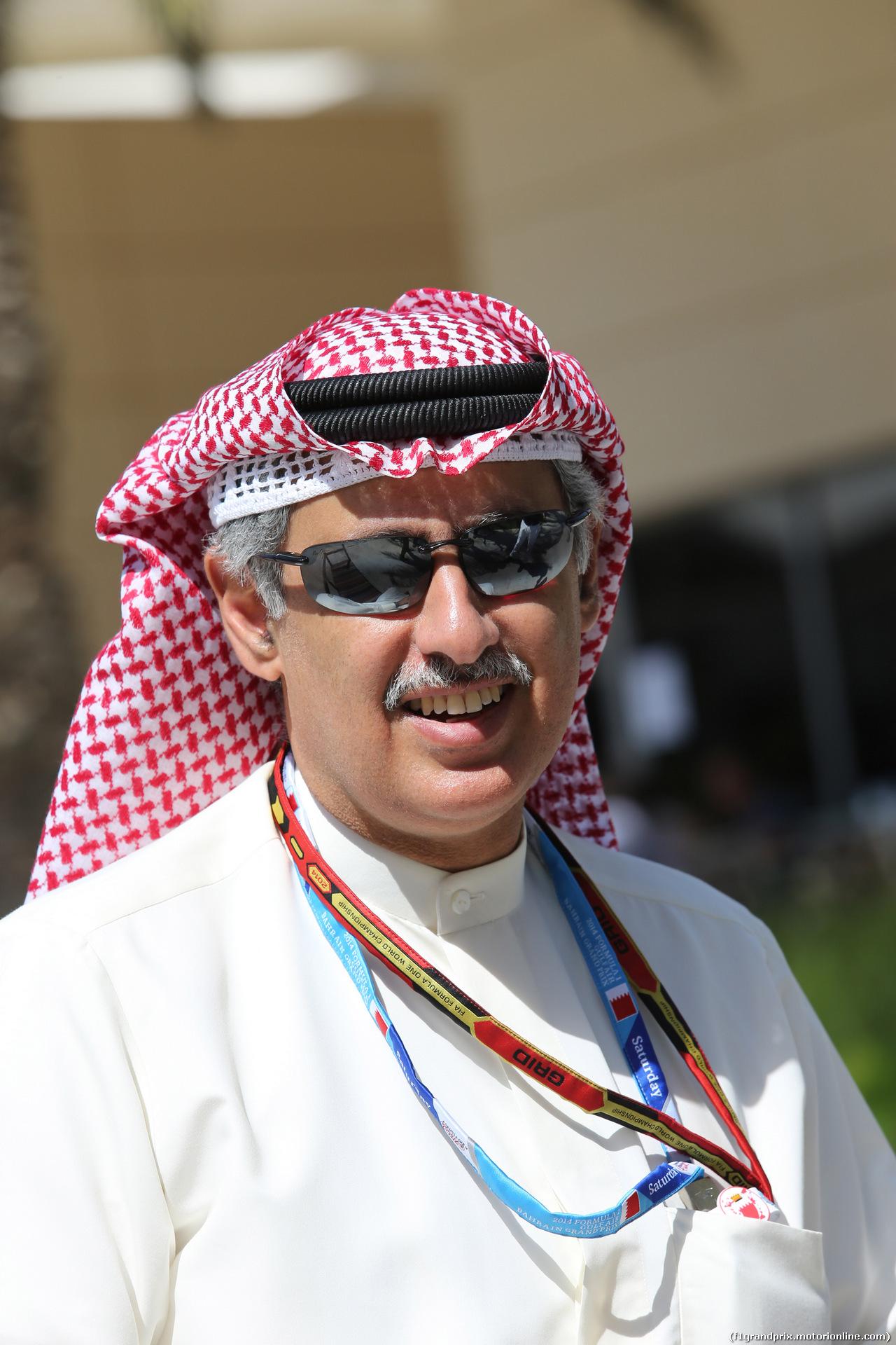 GP BAHRAIN, 05.04.2014-  Atmosphere