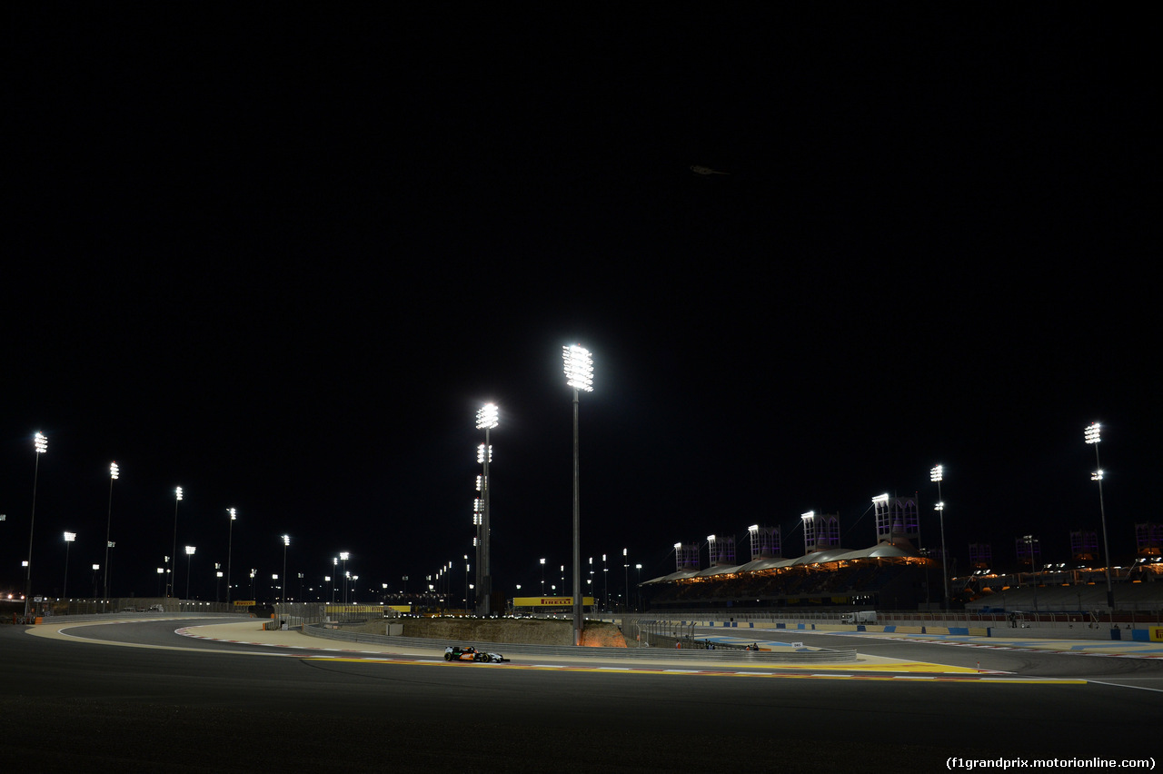 GP BAHRAIN, 05.03.2014- Qualifiche, Nico Hulkenberg (GER) Sahara Force India VJM07