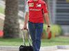 GP BAHRAIN, 04.04.2014- Marc Genè  (ESP) Ferrari