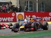 GP BELGIO, 24.08.2014- Gara, Sebastian Vettel (GER) Red Bull Racing RB10
