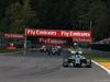 GP BELGIO, 24.08.2014- Gara, Nico Rosberg (GER) Mercedes AMG F1 W05