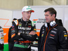 GP BELGIO, 24.08.2014- Gara, Nico Hulkenberg (GER) Sahara Force India F1 VJM07