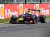 GP BELGIO, 24.08.2014-Gara, Daniel Ricciardo (AUS) Red Bull Racing RB10 celebrates his victory