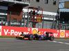 GP BELGIO, 24.08.2014-Gara, Daniel Ricciardo (AUS) Red Bull Racing RB10 vincitore