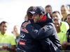 GP BELGIO, 24.08.2014- Gara, Festeggiamenti, Daniel Ricciardo (AUS) Red Bull Racing RB10 vincitore