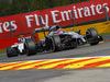 GP BELGIO, 23.08.2014- Free Practice 3, Jenson Button (GBR) McLaren Mercedes MP4-29 davanti a Valtteri Bottas (FIN) Williams F1 Team FW36
