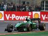 GP BELGIO, 23.08.2014- Free Practice 3, Marcus Ericsson (SUE) Caterham F1 Team CT-04