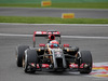 GP BELGIO, 23.08.2014- Free Practice 3, Romain Grosjean (FRA) Lotus F1 Team E22