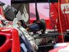 GP BELGIO, 22.08.2014- Free Practice 1, Ferrari F14-T, detail