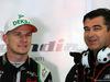 GP BELGIO, 22.08.2014- Free Practice 1, Nico Hulkenberg (GER) Sahara Force India F1 VJM07