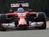 GP BELGIO, 22.08.2014- Free Practice 1, Fernando Alonso (ESP) Ferrari F14-T