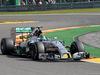 GP BELGIO, 22.08.2014- Free Practice 1, Nico Rosberg (GER) Mercedes AMG F1 W05