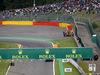 GP BELGIO, 22.08.2014- Free Practice 2, Crash , Pastor Maldonado (VEN) Lotus F1 Team E22