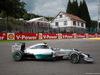 GP BELGIO, 22.08.2014- Free Practice 2, Nico Rosberg (GER) Mercedes AMG F1 W05