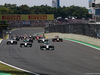 GP BRASILE, 09.11.2014 - Gara, Start of the race