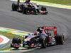 GP BRASILE, 09.11.2014 - Gara, Daniil Kvyat (RUS) Scuderia Toro Rosso STR9