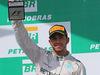 GP BRASILE, 09.11.2014 - Gara, secondo Lewis Hamilton (GBR) Mercedes AMG F1 W05