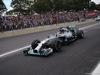 GP BRASILE, 09.11.2014 - Gara, Lewis Hamilton (GBR) Mercedes AMG F1 W05