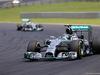 GP BRASILE, 09.11.2014 - Gara, Nico Rosberg (GER) Mercedes AMG F1 W05