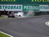 GP BRASILE, 09.11.2014 - Gara, Romain Grosjean (FRA) Lotus F1 Team E22 retires from the race