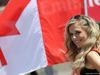 GP CANADA, 08.06.2014- Gara, griglia Ragazza
