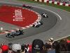 GP CANADA, 08.06.2014- Gara, Lewis Hamilton (GBR) Mercedes AMG F1 W05 davanti a Valtteri Bottas (FIN) Williams F1 Team FW36