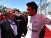 GP CANADA, 08.06.2014- Gara, Jean Todt (FRA), President FIA e Jules Bianchi (FRA) Marussia F1 Team MR03