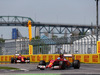 GP CANADA, 08.06.2014- Gara, Fernando Alonso (ESP) Ferrari F14-T davanti a Kimi Raikkonen (FIN) Ferrari F14-T