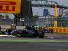 GP CANADA, 08.06.2014- Gara, Pit stop, Nico Rosberg (GER) Mercedes AMG F1 W05 davanti a Lewis Hamilton (GBR) Mercedes AMG F1 W05