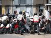 GP CANADA, 08.06.2014- Gara, Pit stop, Esteban Gutierrez (MEX), Sauber F1 Team C33