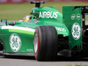GP CANADA, 08.06.2014- Gara, Kamui Kobayashi (JAP) Caterham F1 Team CT-04 retires from the race