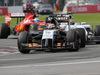 GP CANADA, 08.06.2014- Gara, Nico Hulkenberg (GER) Sahara Force India F1 VJM07