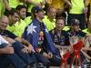 GP CANADA, 08.06.2014- Festeggiamenti, Daniel Ricciardo (AUS) Red Bull Racing RB10 vincitore e terzo Sebastian Vettel (GER) Red Bull Racing RB10