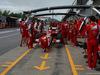 GP CANADA, 06.06.2014- Free Practice 2, Kimi Raikkonen (FIN) Ferrari F14-T