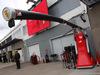 GP CANADA, 06.06.2014- Free Practice 2, Ferrari garage
