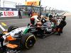 GP CINA, 20.04.2014- Gara, Sergio Perez (MEX) Sahara Force India F1 Team VJM07