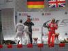 GP CINA, 20.04.2014- Podium, winner Lewis Hamilton (GBR) Mercedes AMG F1 W05, 2nd Nico Rosberg (GER) Mercedes AMG F1 W05, 3rd Fernando Alonso (ESP) Ferrari F14T
