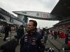 GP CINA, 20.04.2014-  Christian Horner (GBR), Red Bull Racing, Sporting Director