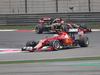GP CINA, 20.04.2014- Gara, Kimi Raikkonen (FIN) Ferrari F14T