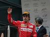 GP CINA, 20.04.2014- Podium, Fernando Alonso (ESP) Ferrari F14T